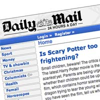 Daily Mail site claims comments first
