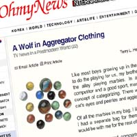 A wolf in aggregator clothing