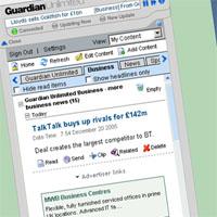 NewsPoint tool feeds Guardian news addicts