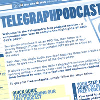 Telegraph means business with new podcast editor