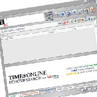 Times Online reaches into desktop search