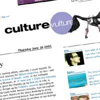 Guardian Unlimited's new Culture Vulture blog