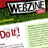 Webzine 2005, San Francisco